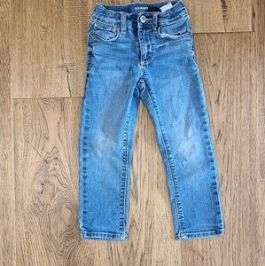 2/$20 3T old navy slim fit jeans
